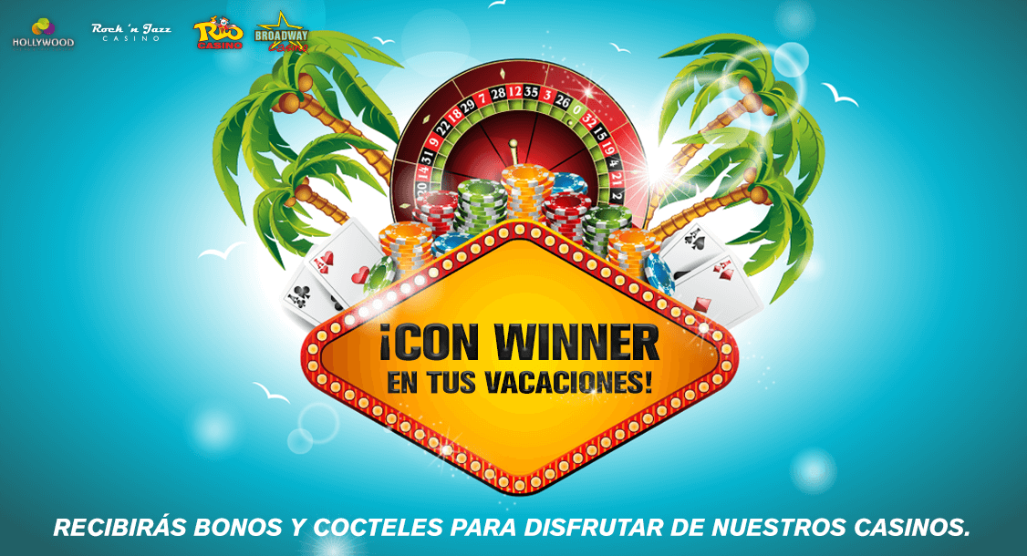 vacaciones con casinos winner