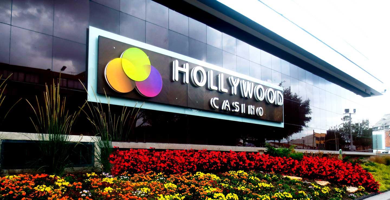 Fachada Casino Hollywood Medellín