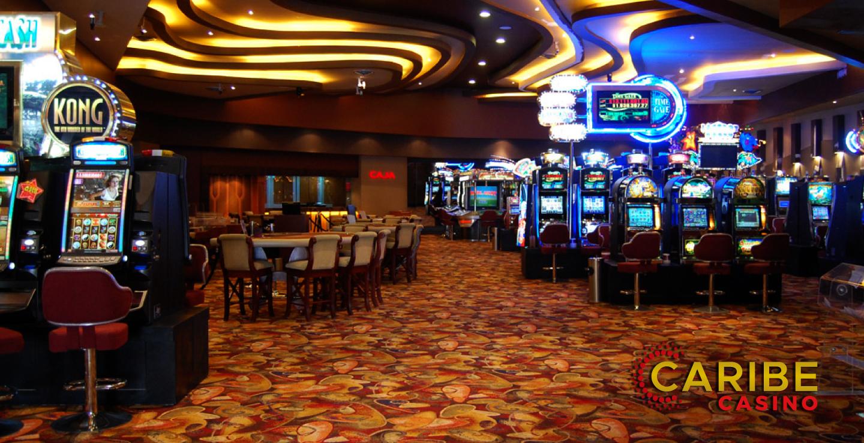 Casino Caribe Bogotá tragamonedas