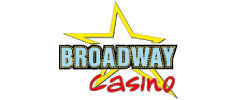 Logo broadway casino
